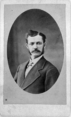 David Leslie Briggs, c.1878
