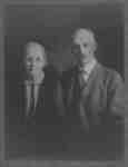 Mrs. Mark Crawforth (Lydia Ann Cribb) and Mark Crawforth, c.1928