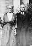 Mrs. Richard G. Oke (Sarah E. Emmett) and Mr. Richard G. Oke, c.1923