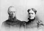 Mr. George Rodd and Mrs. George Rodd (Melinda O. Lynes), c.1898
