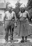 William J. Corner and Mrs. William Corner (Rachel Ann McLean), c.1925
