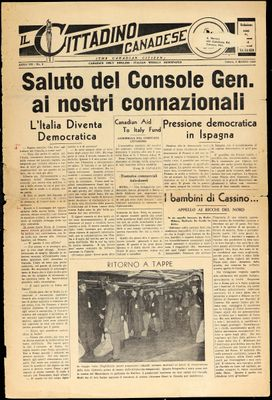 Il Cittadino Canadese, 2 Mar 1946