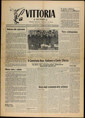 La Vittoria, 7 Nov 1942