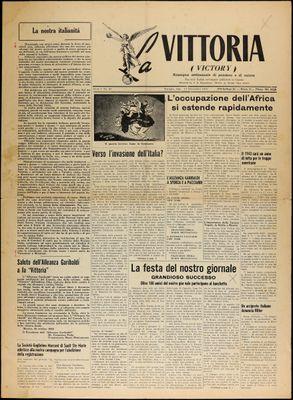 La Vittoria, 14 Nov 1942