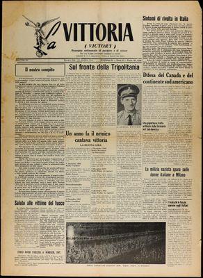 La Vittoria, 19 Dec 1942