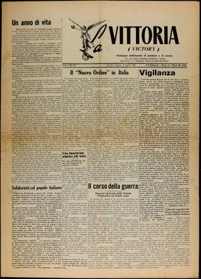 La Vittoria, 17 Apr 1943