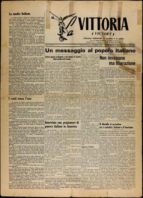 La Vittoria, 19 Jun 1943