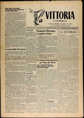 La Vittoria, 26 Jun 1943