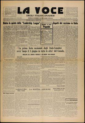 La Voce degli Italo-Canadesi (1939031), 11 Mar 1939