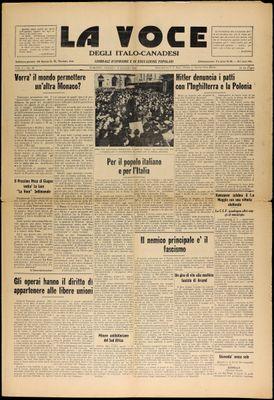 La Voce degli Italo-Canadesi (1939031), 6 May 1939