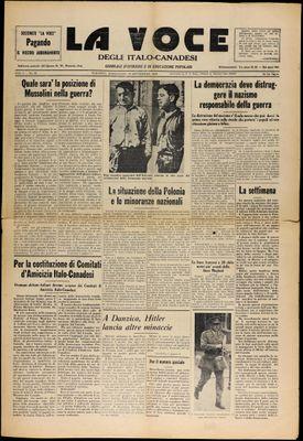 La Voce degli Italo-Canadesi (1939031), 20 Sep 1939