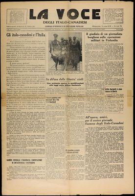 La Voce degli Italo-Canadesi (1939031), 20 Jan 1940