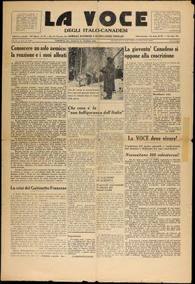 La Voce degli Italo-Canadesi (1939031), 23 Mar 1940