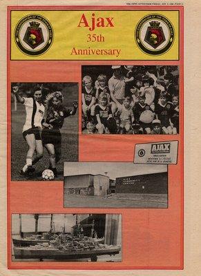 The News Advertiser-Ajax 35th Anniversary