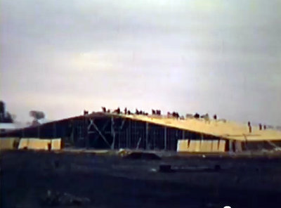 The construction of Defence Industries Limited (no audio)