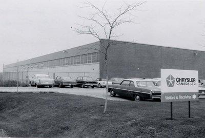 Chrysler Trim Plant
