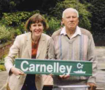 Ajax Veterans Street Dedication: Carnelly Crescent