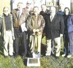 Ajax Veterans Street Dedication: Frankcom Street