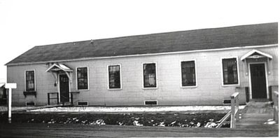 Unidentified building in Defence Industries Limited, Ajax, Ontario
