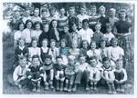 Miss Sandrelli's class at Pickering Public School, S.S.#4 West