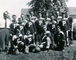 Soccer team at Pickering Public School, S.S.#4 West