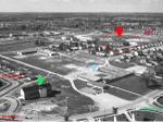 Town of Ajax, Neighbourhood 1, c.1958-Ajax-Aerial Photo