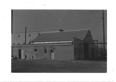 Ajax Public Works Building and Garage, 1959