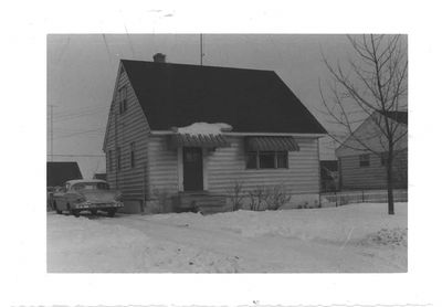 37 Woodhouse Crescent, Ajax 1960