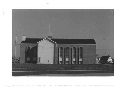 Holy Trinity Anglican Church, Ajax 1959