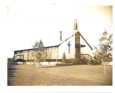 Holy Trinity Anglican Church, Ajax