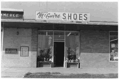 McGuire Shoes, Ajax 1959