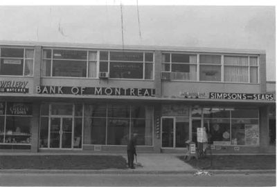 Bank of Montreal, Ajax 1959