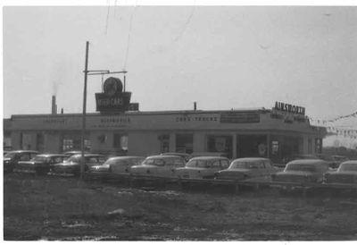 Ainsworth Car Dealership, Ajax 1959