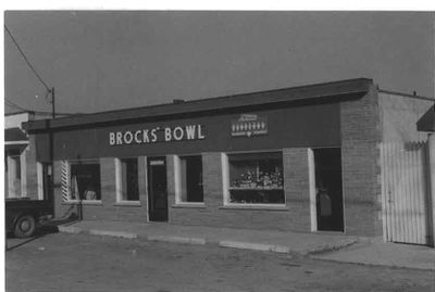 Brock's Bowl, Ajax 1959