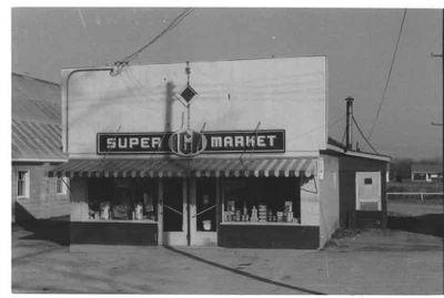 IGA Supermarket, Ajax 1959