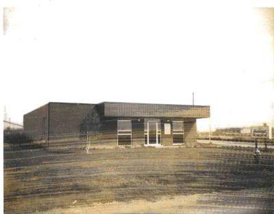 Ajax Animal Hospital, date unknown