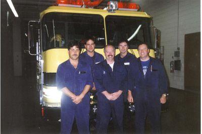 Fire Station, Ajax