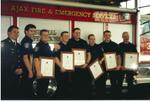 Recruit Class 2000, Ajax Fire Department