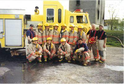 Volunteer Firefighters, Ajax