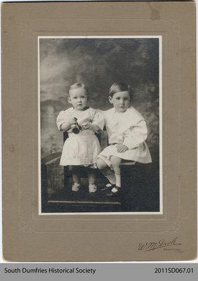 Photo of Donald & Douglas Marshall