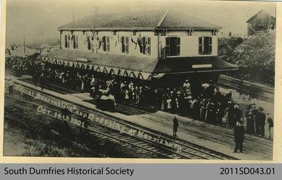 Harrisburg Train Station