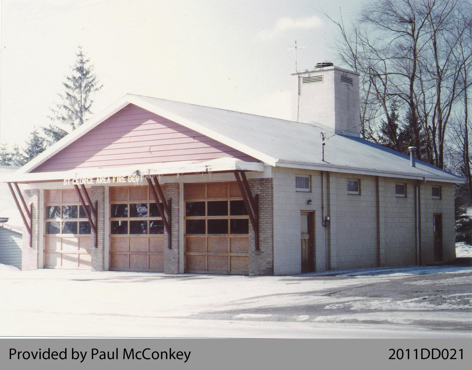St. George Fire Hall