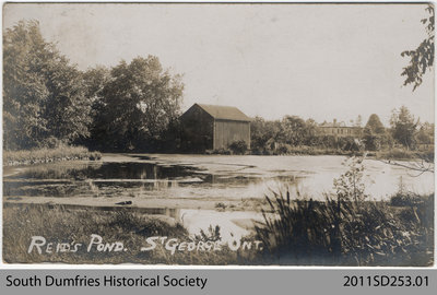 Reid's Pond in St. George