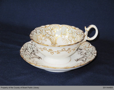 Adelaide Hoodless's Tea Cup