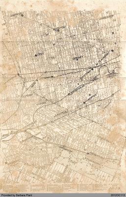 Onondaga Township Map