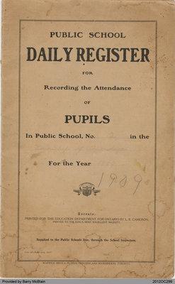 Public School Daily Register