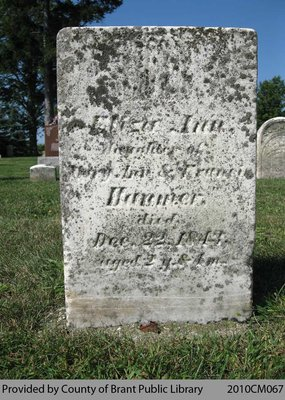 Eliza Ann Hanmer