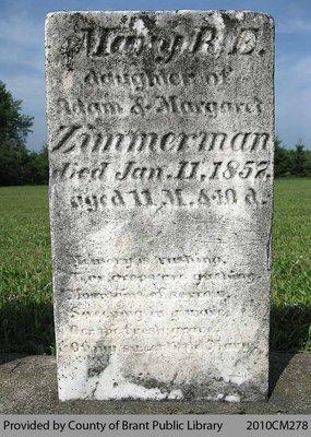 Mary R. E. Zimmerman