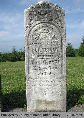Agness S. Huntsman