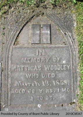 Matthias Woodley